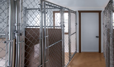 12x24 dog kennel