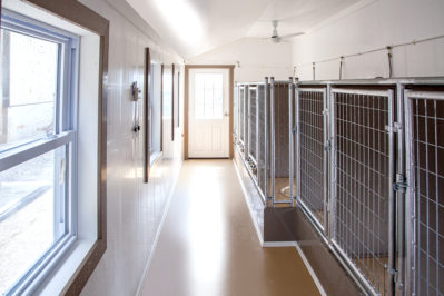 14x24 dog kennel