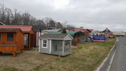 dog kennels for sale in pocomoke md 2