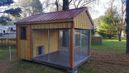dog kennels for sale in pocomoke md 6