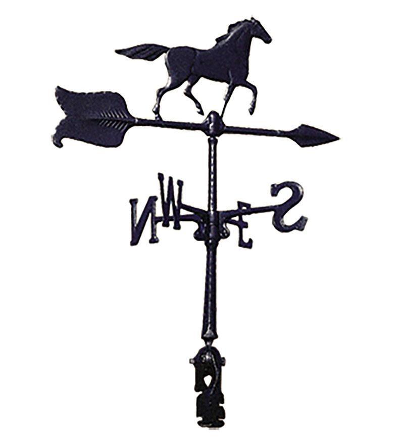 horse weathervane dog kennel options