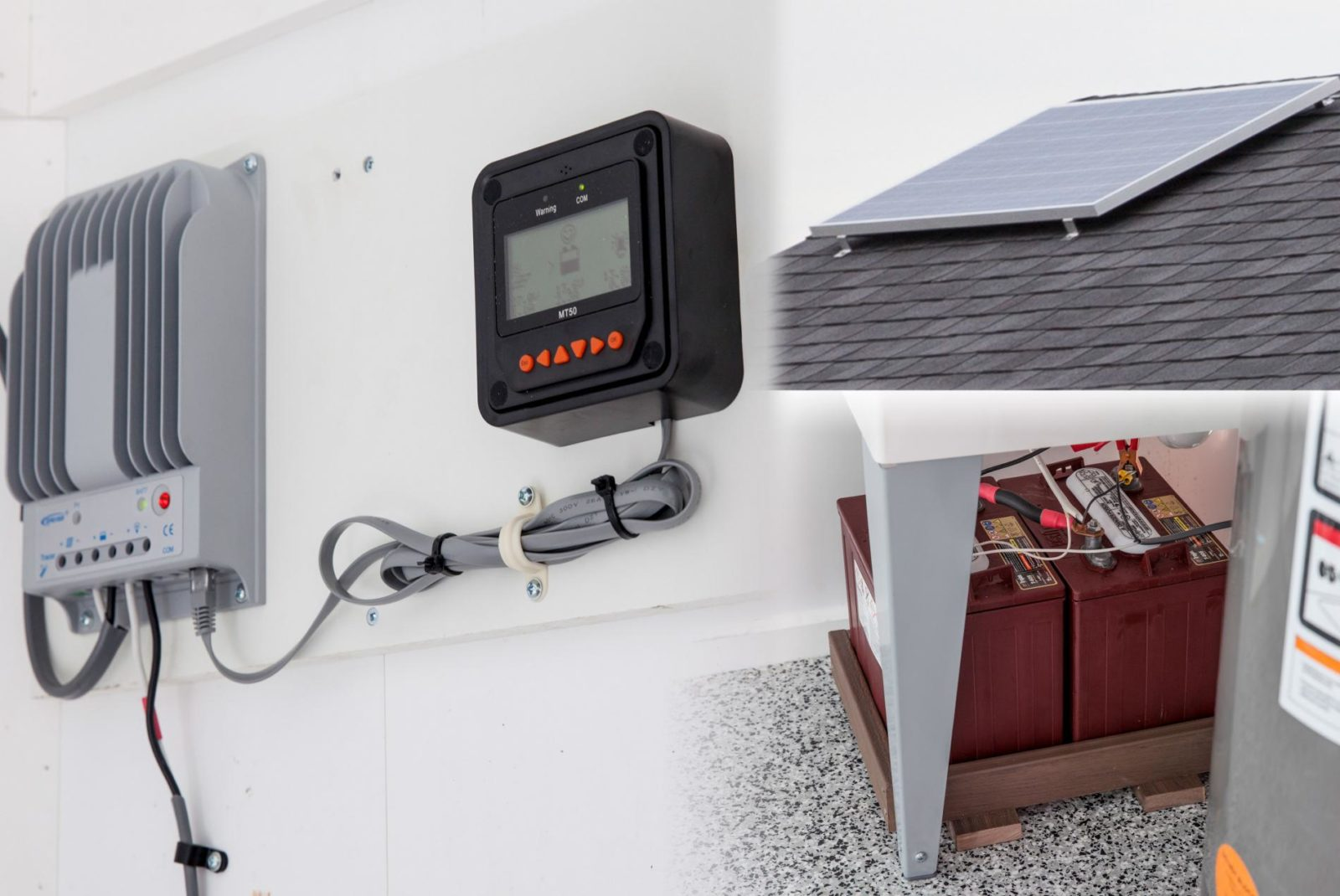 solar package dog kennel options