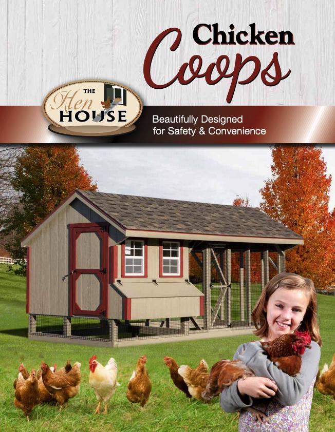 Chicken Coops Catalog