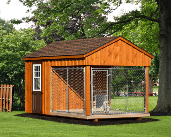 how big should a dog kennel be for your home