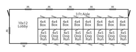 12x42 layout