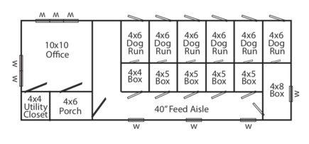 14x38 layout