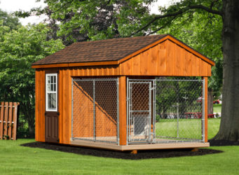 8x14 amish dog kennel