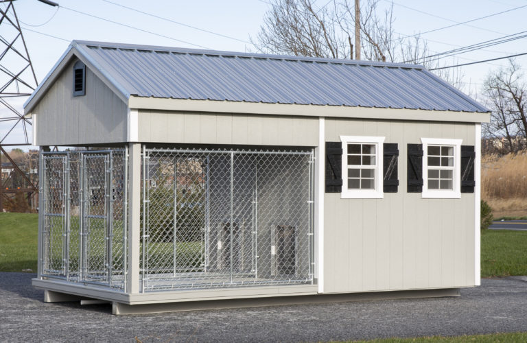 ready made dog kennels k2b