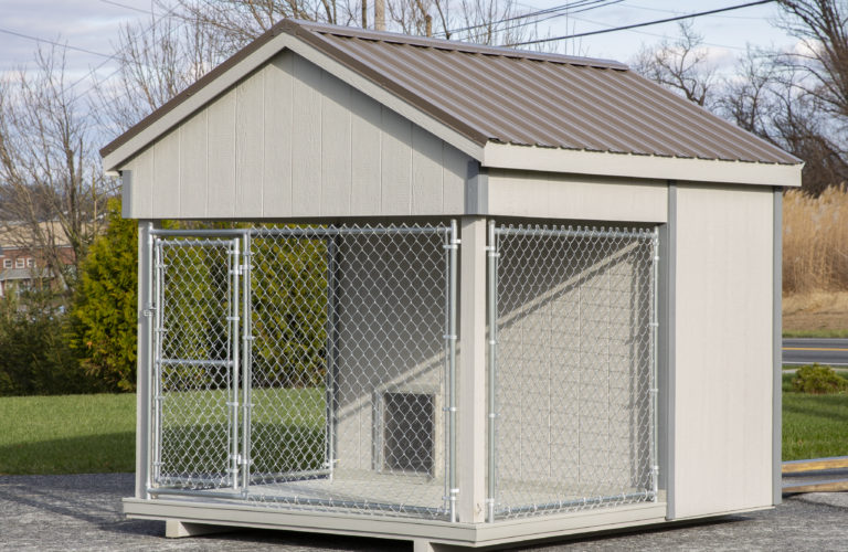 ready made dog kennels k6b