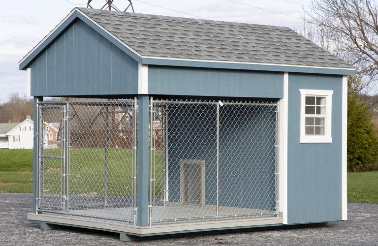 ready made dog kennels k7b