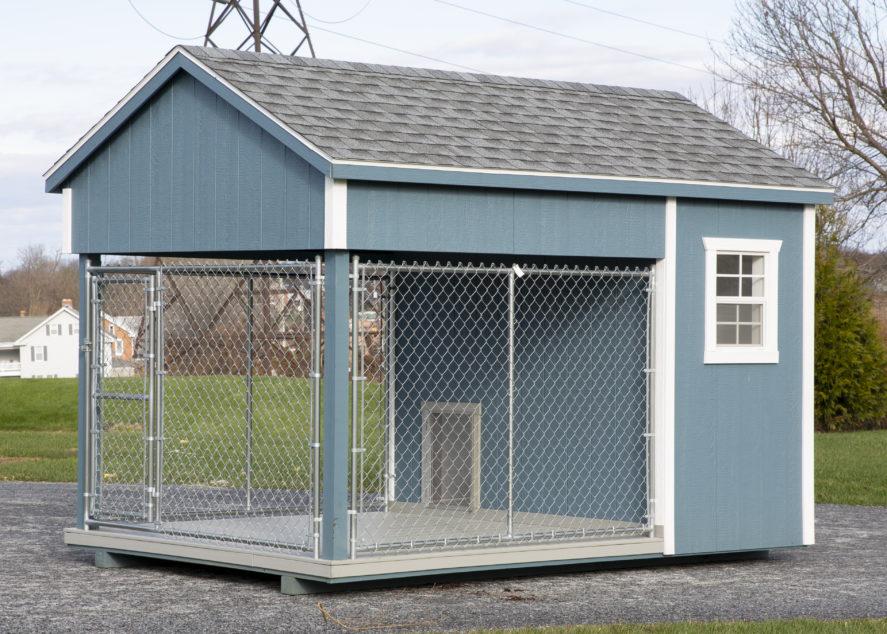 ready made dog kennels k7b