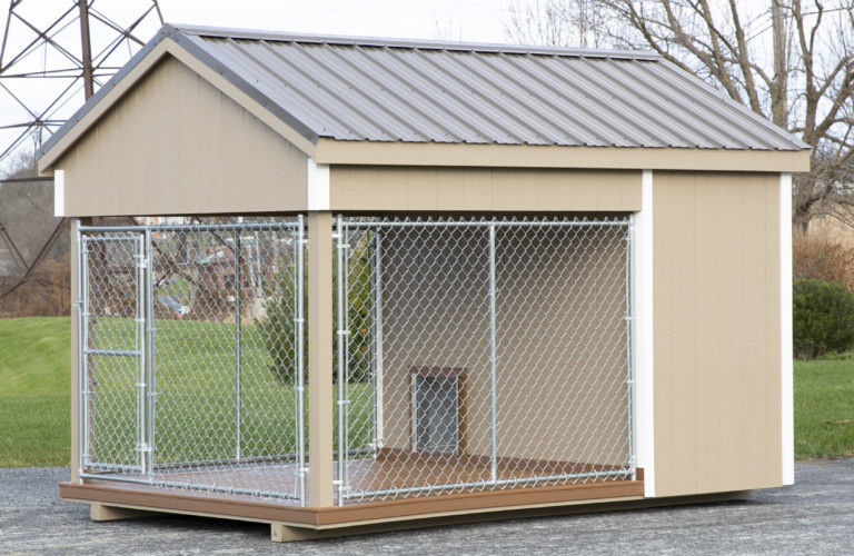 ready made dog kennels k8b