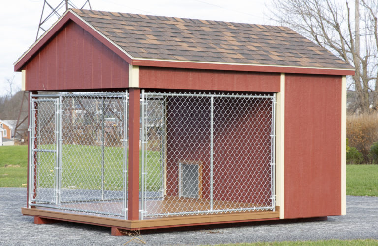 ready made dog kennels k9b