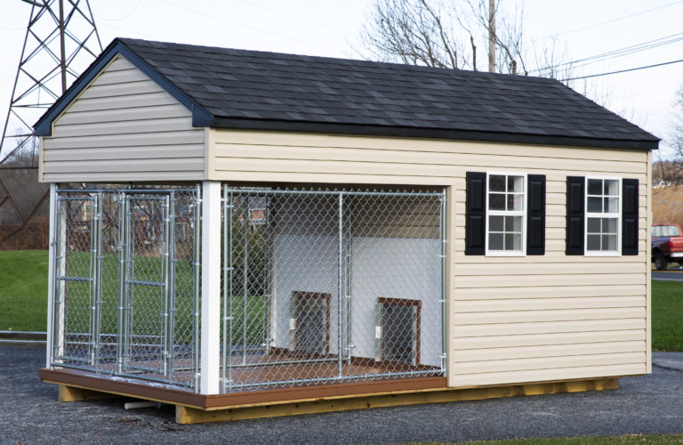 ready made dog kennels k3b