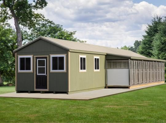 commercial dog kennel price
